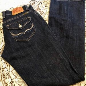 Lucky brand 🍀 Tyler easy dark wash boot cut 27